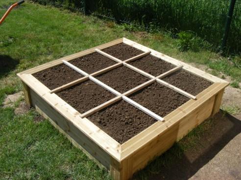 op ration potager semer planter et regarder les l gumes pousser cour et jardin. Black Bedroom Furniture Sets. Home Design Ideas